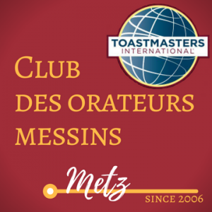 Logo Club des Orateurs Messins - Toastmasters